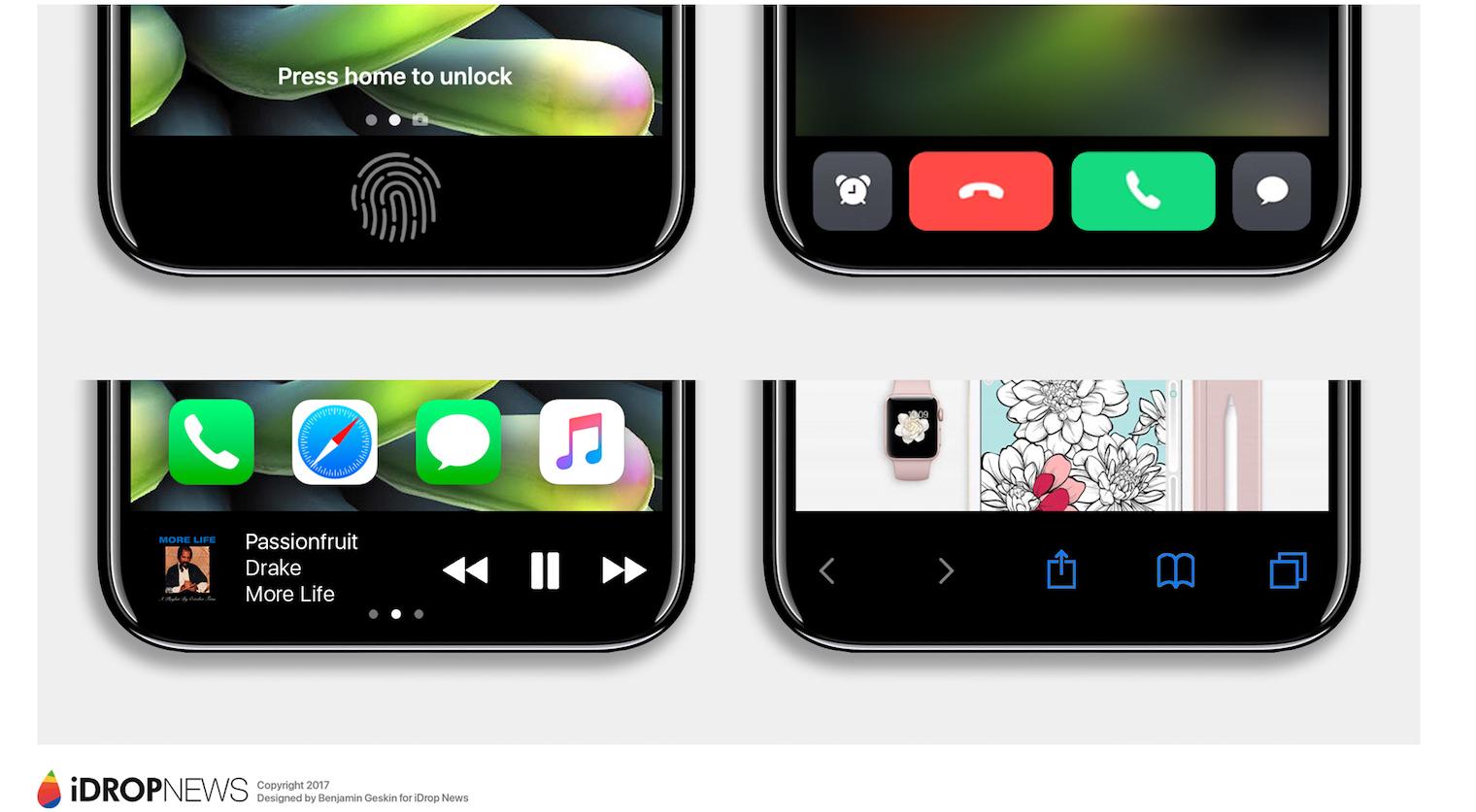 iPhone 8 có một tính năng cực hay nhưng lại được ít người nói đến - Ảnh 1.
