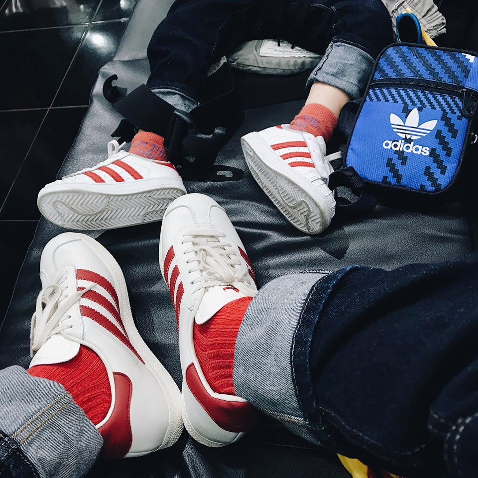 Gia đình mê sneakers Việt Max-Stu-Pid: Với chúng tôi, thời trang như niềm vui mỗi ngày, nó vừa quan trọng vừa không quan trọng - Ảnh 11.