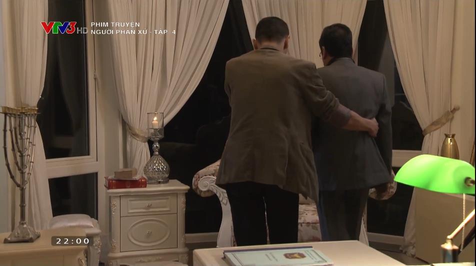 """""""Người phán xử"""": Lương Bổng & Phan Quân, mối quan hệ chẳng thể gọi tên - Ảnh 2."""