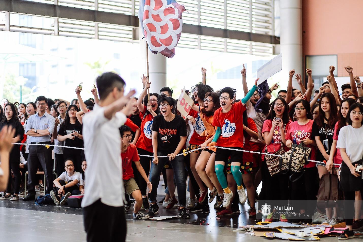 """NHAT'17: Teen Ams trổ tài diễn xuất, vũ đạo """"đỉnh cao"""" với Ngày Hội Nhạc Kịch Port to Oland! - Ảnh 2."""