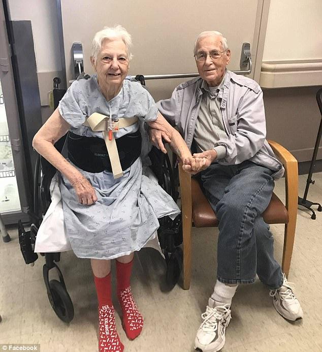 Cụ ông 84 nắm tay cụ bà 82 và cùng qua đời - chuyện tình hiếm thấy không phải trên phim - Ảnh 2.