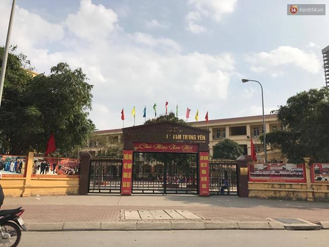 Không khởi tố hình sự vụ xe đâm gãy chân học sinh trường Nam Trung Yên - Ảnh 1.