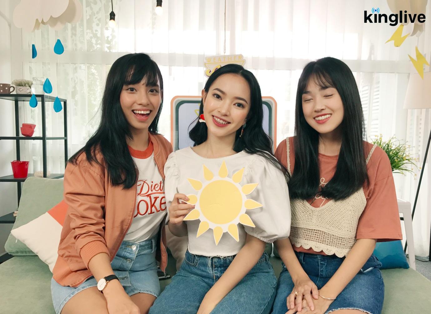 """Weather Girls: Châu Bùi lập hội chị em """"vạch mặt"""" bạn trai - Ảnh 4."""