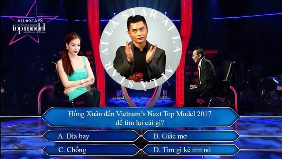 Chưa lên sóng, giám khảo Nam Trung đã tạo nên bão ảnh chế cho Next Top! - Ảnh 2.