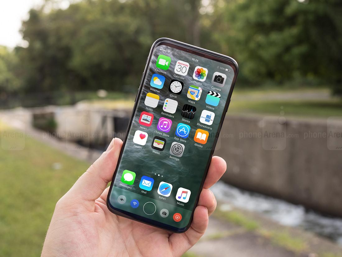 Tưởng thế nào, 4 tính năng đỉnh mà iPhone 8 sẽ có thực ra chỉ là ăn theo - Ảnh 1.