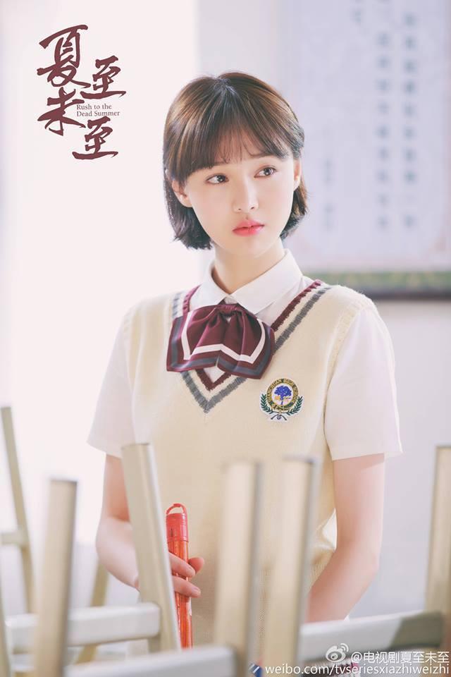 Bạch Kính Đình lo lắng khi Trịnh Sảng bị tổn thương trong phim Hạ Chí Chưa Tới