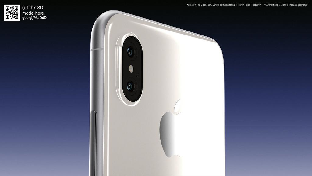 Tận mắt ngắm iPhone 8 màu đen và màu trắng đẹp rụng rời, bạn thích chiếc nào hơn? - Ảnh 3.