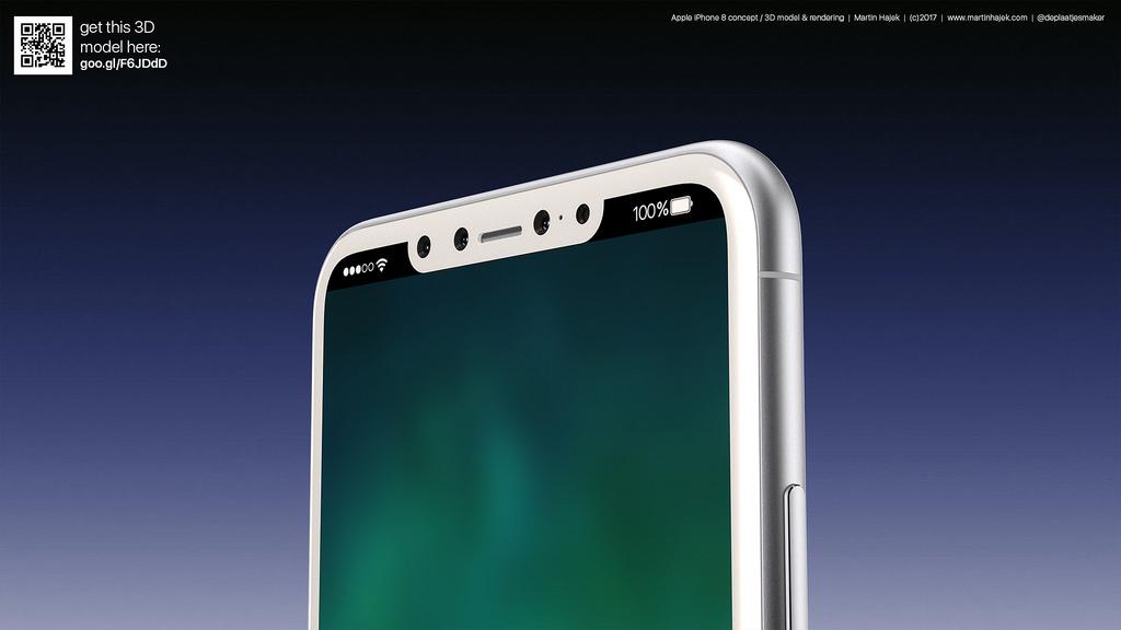 Tận mắt ngắm iPhone 8 màu đen và màu trắng đẹp rụng rời, bạn thích chiếc nào hơn? - Ảnh 4.