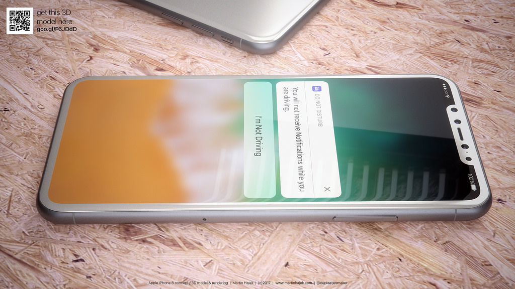 Tận mắt ngắm iPhone 8 màu đen và màu trắng đẹp rụng rời, bạn thích chiếc nào hơn? - Ảnh 6.