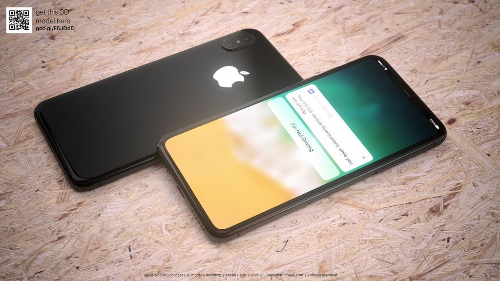 Tận mắt ngắm iPhone 8 màu đen và màu trắng đẹp rụng rời, bạn thích chiếc nào hơn? - Ảnh 9.