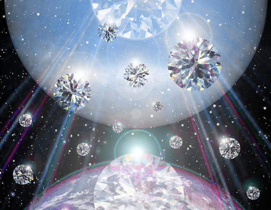 Nếu muốn ngắm một bầu trời kim cương, bạn hãy đến những nơi này - Ảnh 1.