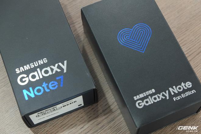Mở hộp Galaxy Note Fan Edition (Note 7 FE) tại VN: Vẫn rất tốt, nhưng kém hấp dẫn với giá 16 triệu - Ảnh 1.