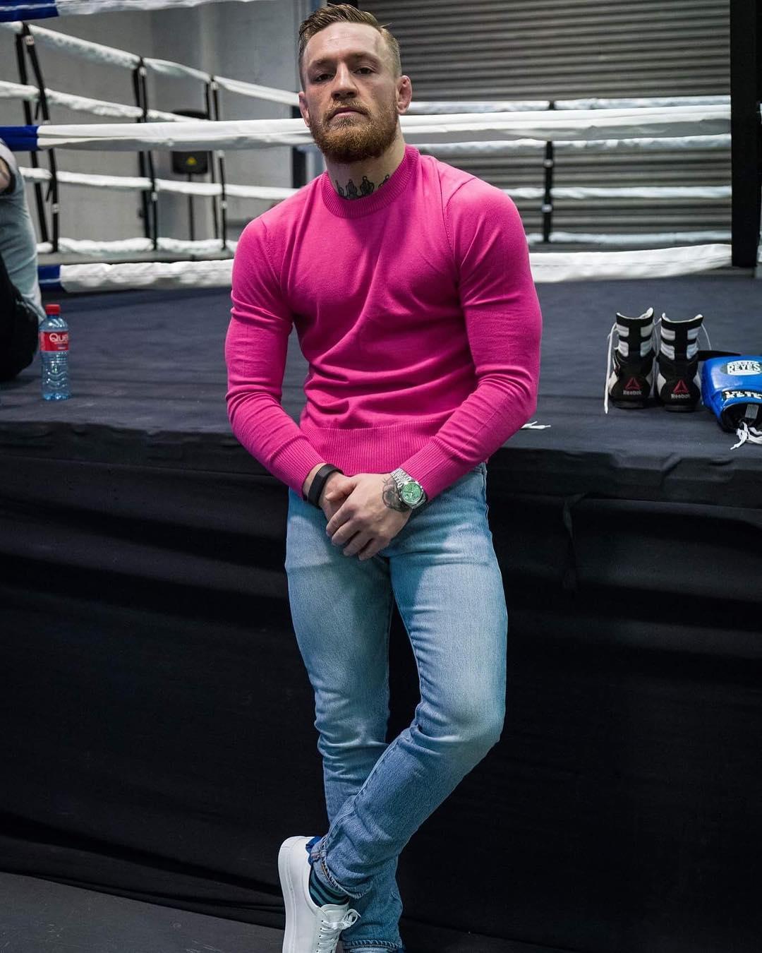 Không chỉ là võ sĩ triệu đô, Conor McGregor còn là một đầu giày hạng nặng với gu thời trang cực kỳ xuất sắc! - Ảnh 11.