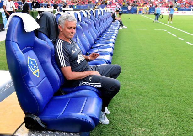 Mourinho nói gì về chiến thắng tưng bừng của MU? - Ảnh 1.
