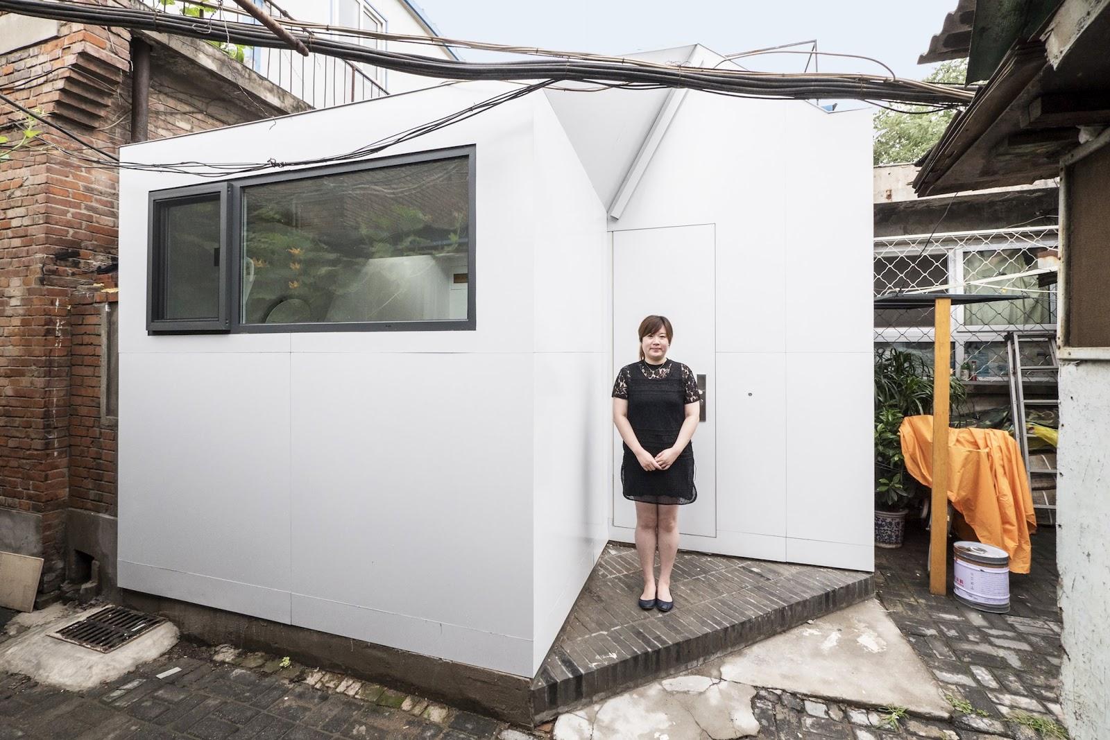 Thật khó tin, căn nhà tuyệt đẹp này chỉ mất hơn 200 triệu đồng và 1 ngày để hoàn thành - Ảnh 1.