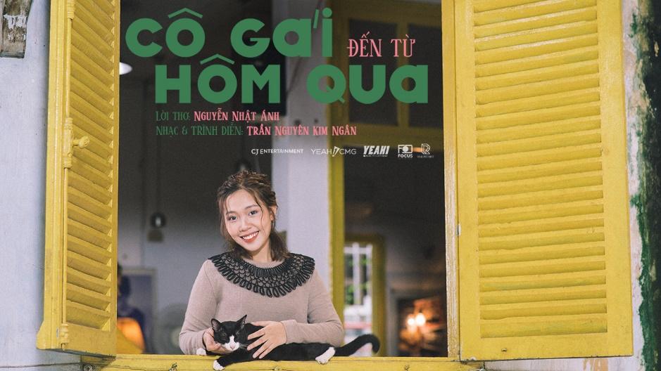 Hậu doanh thu 50 tỷ, Cô gái đến từ hôm qua ra mắt ca khúc đặc biệt từ lời thơ của nhà văn Nguyễn Nhật Ánh - Ảnh 2.
