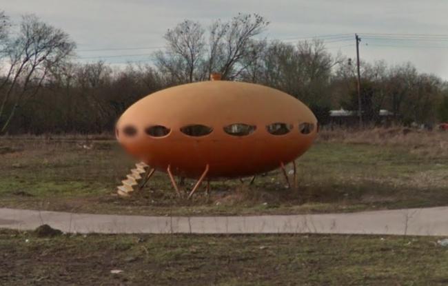 10 hình ảnh lạ lùng nhất có thể tìm thấy ngay trên Google Maps - Ảnh 15.