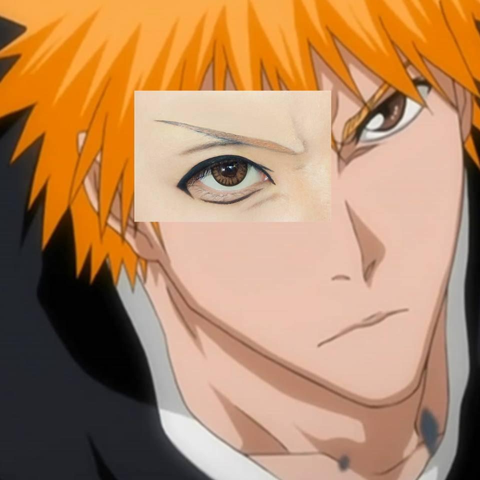 Phục sát đất tài năng hóa trang mắt các nhân vật hoạt hình anime như thật - Ảnh 8.