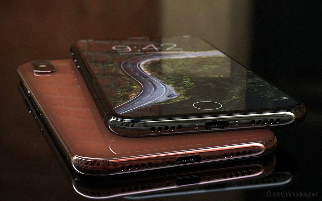 iPhone 8 chưa bao giờ xuất hiện chi tiết và mãn nhãn đến vậy, bạn phải xem ngay kẻo lỡ - Ảnh 1.