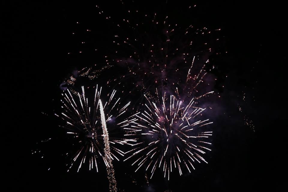 Hàng ngàn người dân đổ về Công viên Đầm Sen xem pháo hoa mừng Tết Độc Lập - Ảnh 11.