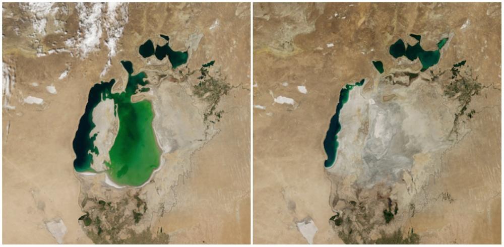 Lục lọi kho ảnh của NASA để thấy Trái đất đã thay đổi khủng khiếp đến thế nào - Ảnh 6.