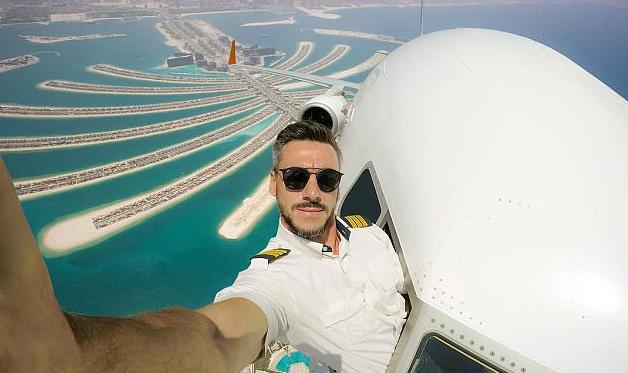 Sự thật đằng sau những tấm hình selfie giữa bầu trời gây sốt Internet sẽ khiến bạn cảm thấy... bị lừa - Ảnh 4.
