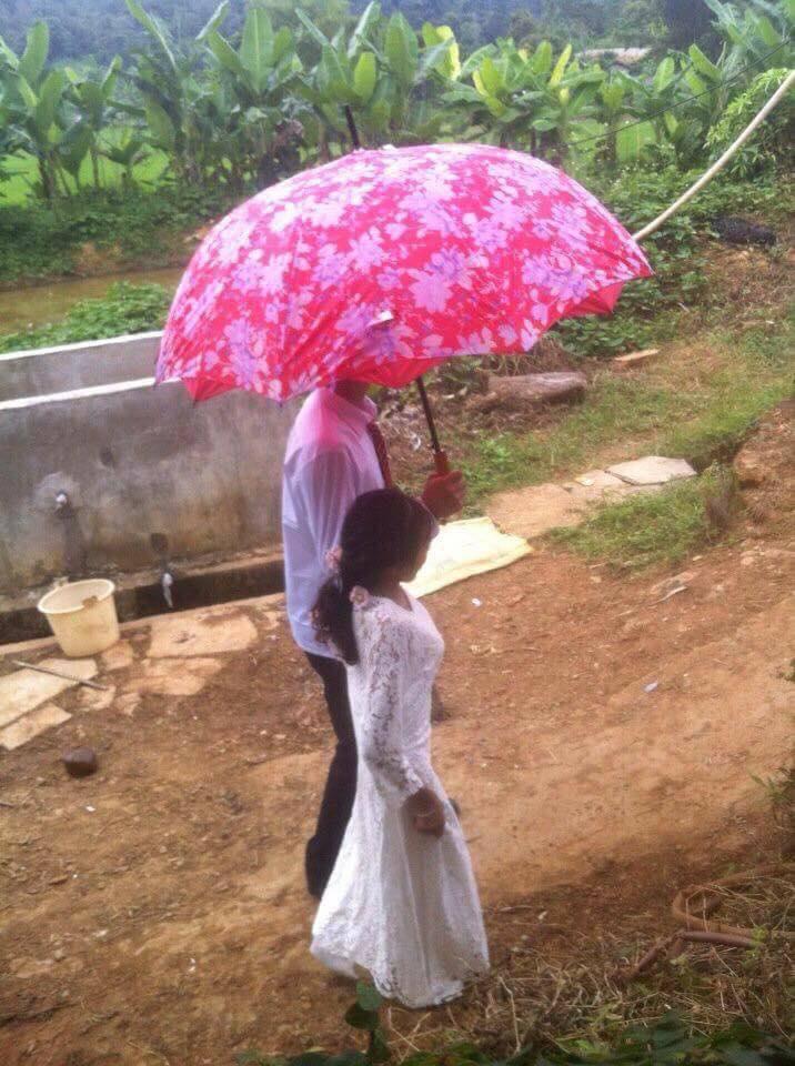 Bị gia đình ngăn cản vì cô dâu thấp còi suy dinh dưỡng, chú rể Lạng Sơn vẫn quyết về chung 1 nhà - Ảnh 5.