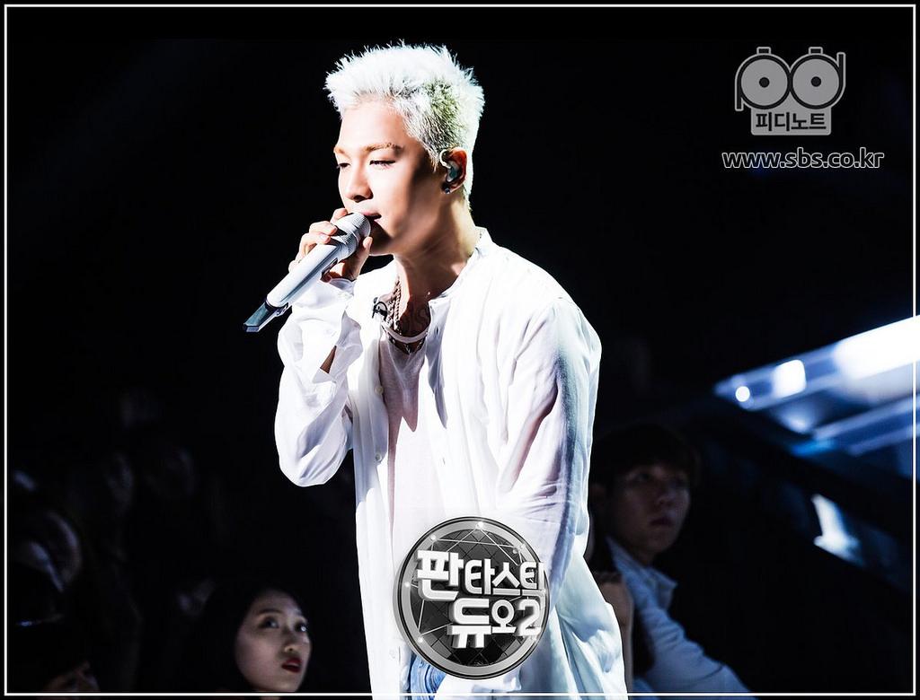 Giọng hát quá xuất sắc, Taeyang đem về rating kỉ lục cho Fantastic Duo 2 - Ảnh 1.