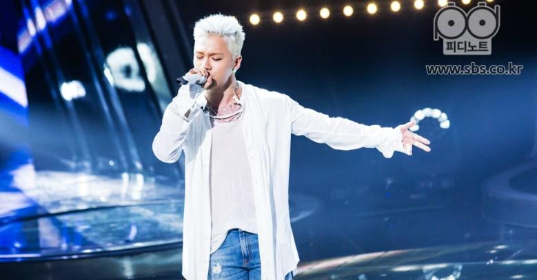Giọng hát quá xuất sắc, Taeyang đem về rating kỉ lục cho Fantastic Duo 2 - Ảnh 3.