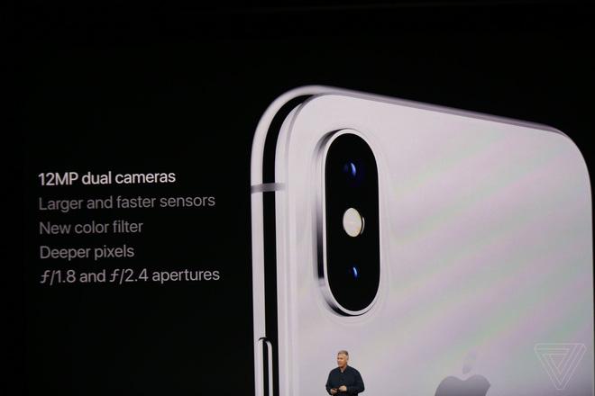 Chiếc iPhone X bao nhiêu người mong đợi đây rồi - Ảnh 8.