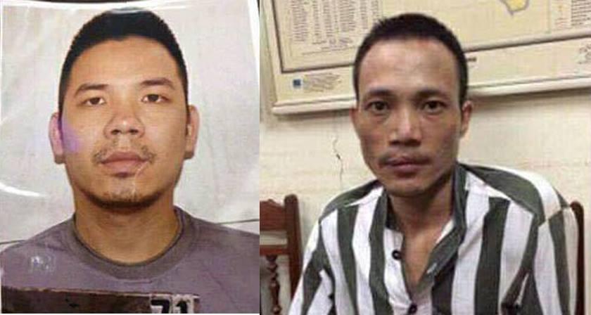 Nguy hiểm: 2 tử tù vừa trốn khỏi biệt giam - Ảnh 1.