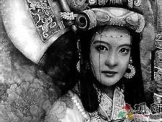 Hoàng hậu da đen độc nhất lịch sử Trung Hoa: Một bước từ nô tì dệt vải lên làm mẫu nghi thiên hạ - Ảnh 2.