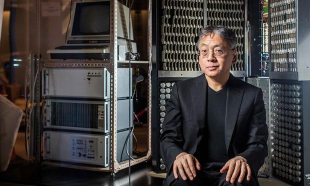 Nhà văn Anh gốc Nhật giành Nobel Văn học 2017 - Ảnh 1.