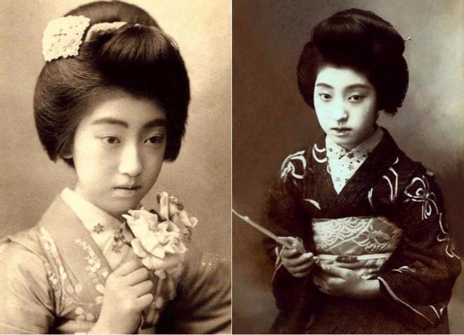 Cuộc đời ly kỳ của Geisha chín ngón nổi tiếng nhất Nhật Bản: Trẻ đa tình hàng nghìn người khao khát, cuối đời đi tu, chết trong đơn độc - Ảnh 1.