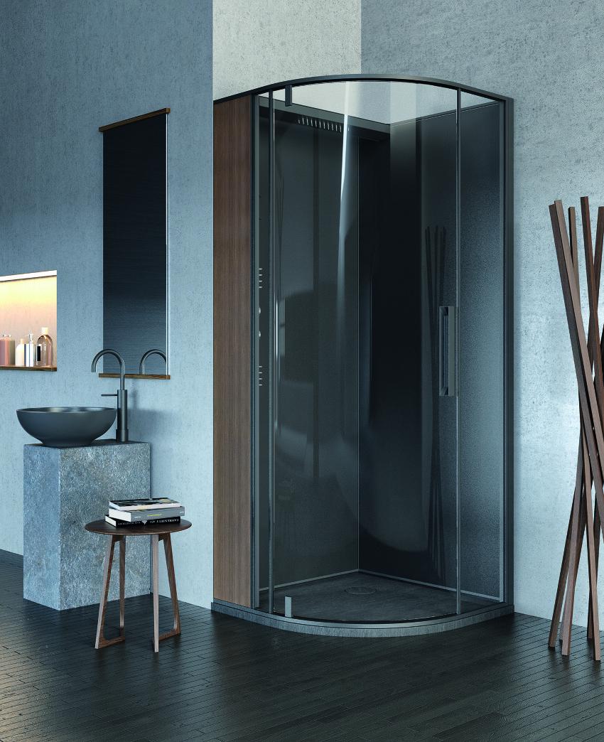 15 phòng tắm với phong cách tối giản mà vẫn cuốn hút - Ảnh 1.