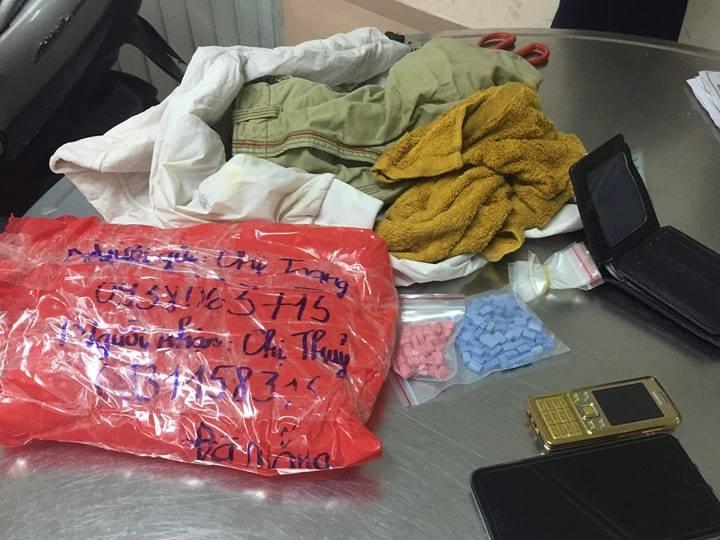 Đà Nẵng: Bắt ôm trùm nhí 18 tuổi chuyên cung cấp thuốc lắc cho các quán bar - Ảnh 2.