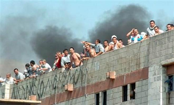 Bạo loạn giữa các băng đảng trong tù Mexico, ít nhất 13 người chết - Ảnh 1.