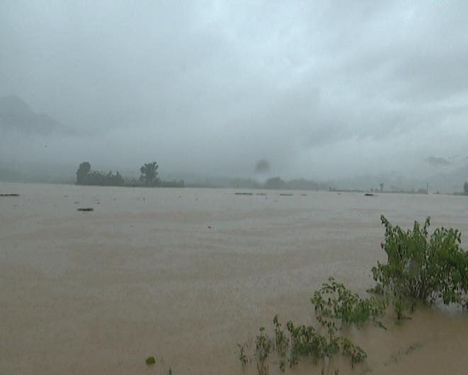 Thủy điện Hòa Bình mở 7 cửa xả lũ, tỉnh Hòa Bình công bố tình trạng khẩn cấp thiên tai - Ảnh 2.