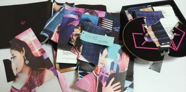 Đừng sợ anti-fan, fan cuồng quay lưng mới đáng sợ: Fan bẻ đĩa, xé poster SNSD sau tin rời SM của 3 thành viên - Ảnh 2.