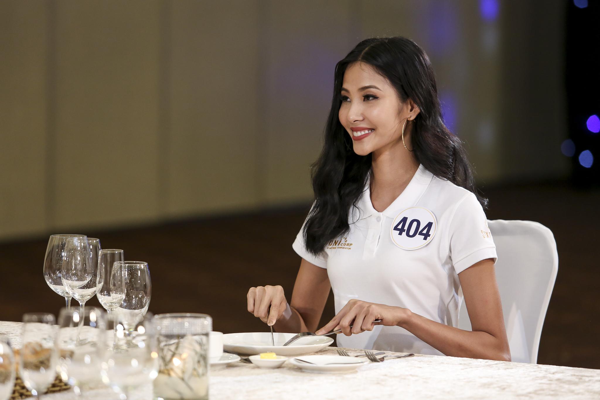 Hoàng Thùy hé lộ mình bị loại khỏi top xuất sắc Hoa hậu Hoàn vũ VN do nhầm lẫn! - Ảnh 2.