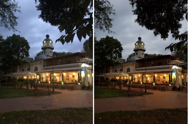So tài tính năng chụp ảnh thiếu sáng giữa Galaxy Note 8 và iPhone 8 Plus - Ảnh 1.
