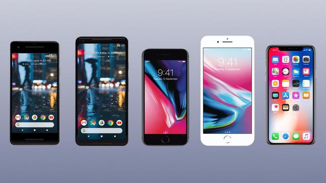 Cả Apple lẫn Google nên cảm thấy lo lắng về chiếc smartphone biến hình Galaxy X đi là vừa! - Ảnh 2.