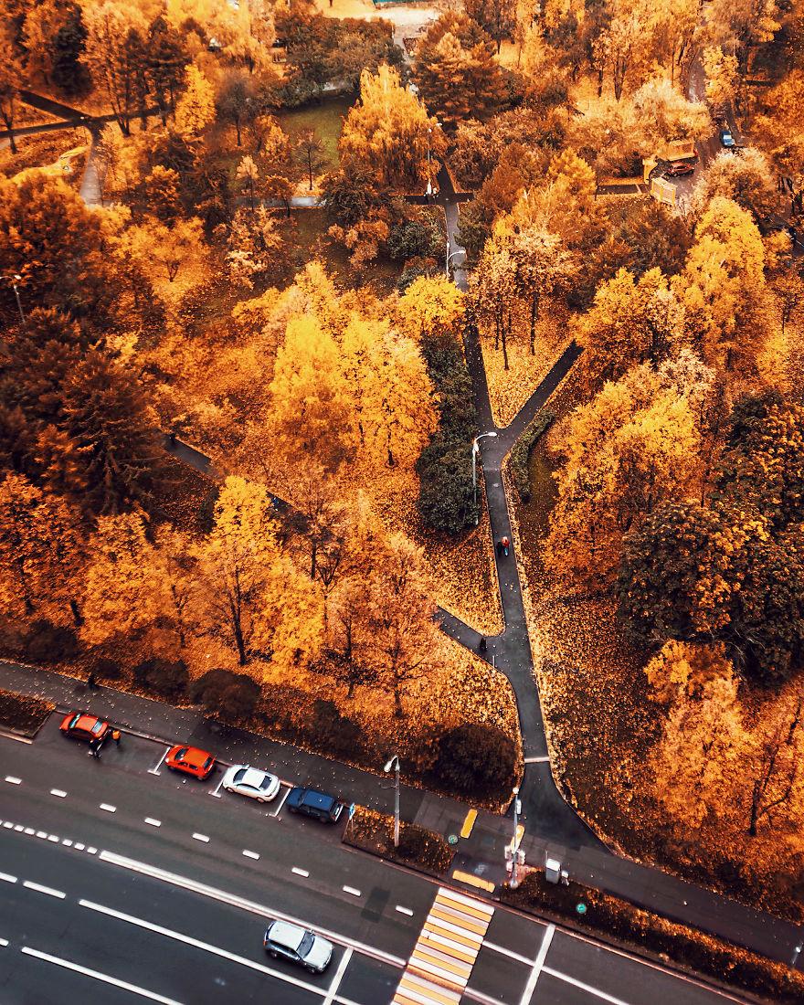 Khung cảnh thu lá vàng xuyến xao lòng người: Đâu phải ngẫu nhiên mà chúng ta yêu mùa thu đến vậy - Ảnh 9.