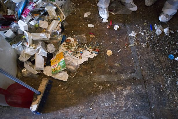 Rùng mình căn phòng của người đàn ông thích sưu tập rác thải: Đồ không dám vứt, rác chất thành đống - Ảnh 12.