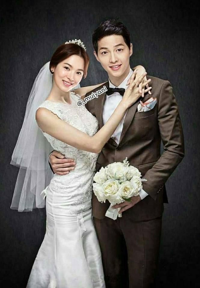 Chưa kết hôn, Song - Song đã có bộ ảnh cưới và album ảnh gia đình bên quý tử đầu lòng không thể chất hơn! - Ảnh 2.