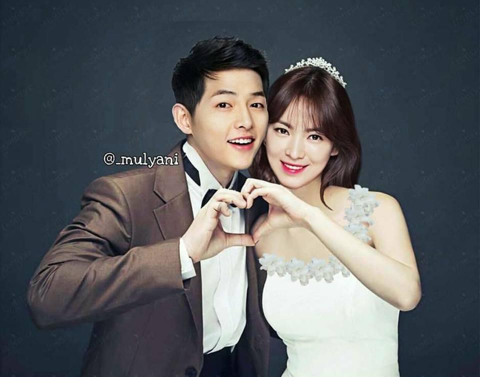 Chưa kết hôn, Song - Song đã có bộ ảnh cưới và album ảnh gia đình bên quý tử đầu lòng không thể chất hơn! - Ảnh 3.