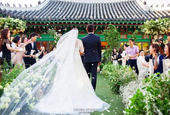 Địa điểm tổ chức lễ cưới tuyệt đẹp (@zonkers)