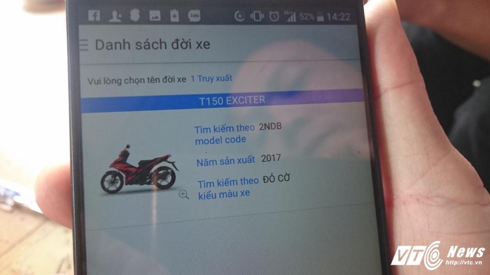 Sốc: Cửa hàng Yamaha sơn lại màu xe Exciter bán cho khách với giá cao - Ảnh 3.
