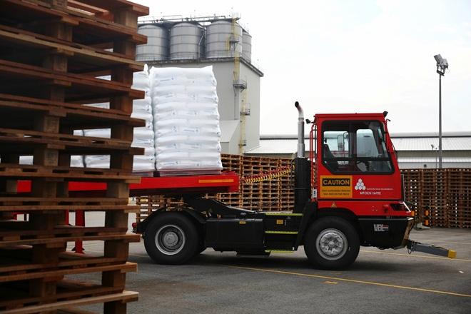 Singapore trở thành quốc gia đầu tiên của châu Á thử nghiệm xe tải tự lái - Ảnh 2.