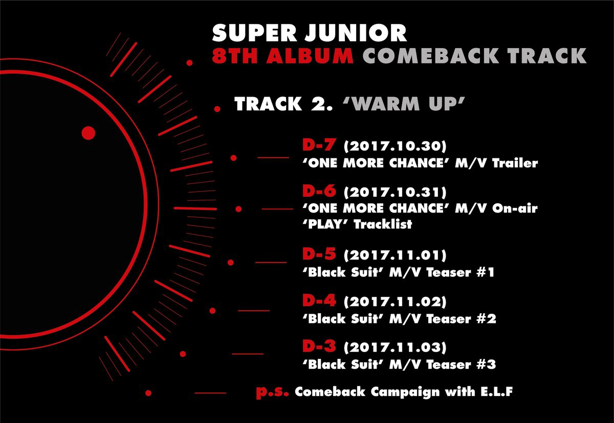 Super Junior chính thức khai hỏa khởi động lại đường đua âm nhạc với MV đầu tiên 'One More Chance'